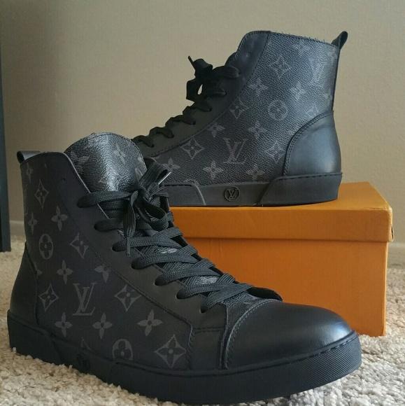 33a3ce8c7526 Louis Vuitton Other - Match up louis vuitton sneaker boot
